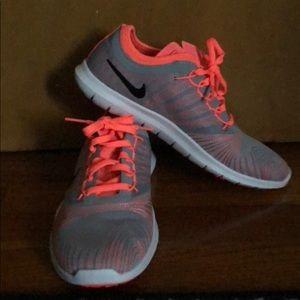 Nike flex training sneakers